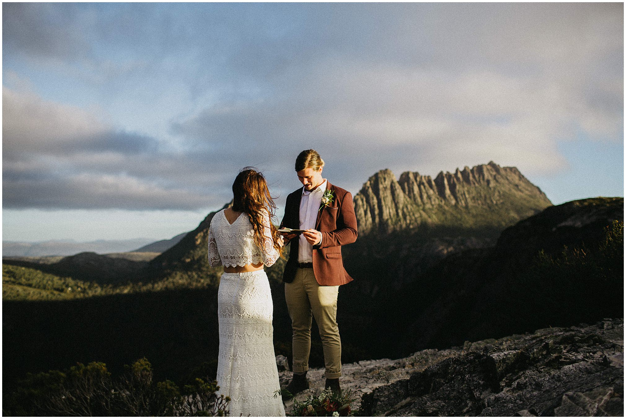 Cradle Mountain Elopement