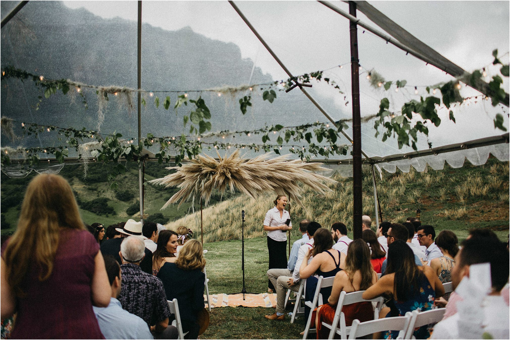 Kuoloa Ranch Wedding